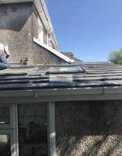 After Roofing Extension Repairs in Cork